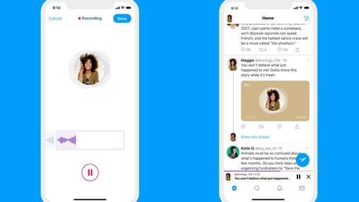 Хотіли як краще: у Twitter публікують аудіоповідомлення із записом порно