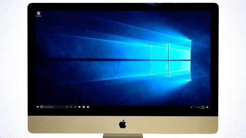 Пользователи не смогут установить Windows на новые компьютеры от Apple