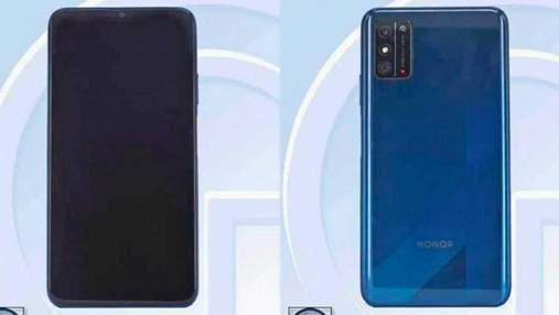 Смартфон-велетень Honor 10X Max з'явився на фото
