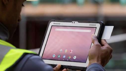 """Компанія Panasonic випустила """"броньований"""" планшет Toughbook A3 – цінник вражає"""