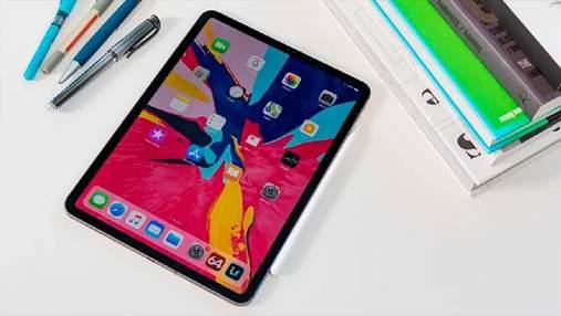 Новий iPad: подробиці про черговий планшет Apple