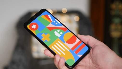 Дизайн Google Pixel 5 XL засветился в сети до презентации