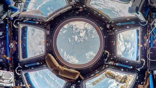 Космическая гигиена: как работает туалет на МКС – видео
