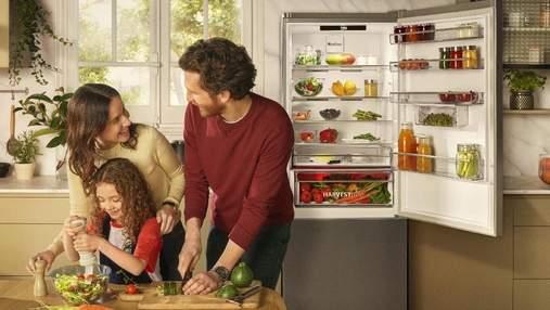 Інновації на варті здоров'я: як зберігати продукти свіжими та поживними