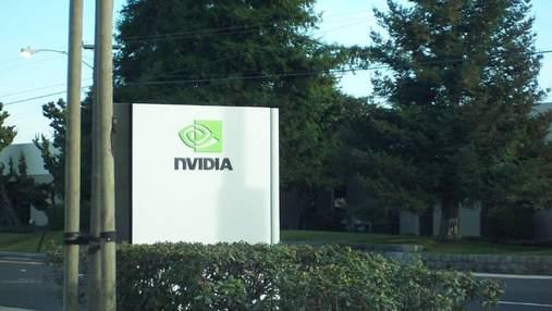Перша в США і третя у світі: ринкова вартість Nvidia досягла нового рекорду