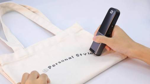 Выпустили принтер-ручку, которая может поместиться в кармане