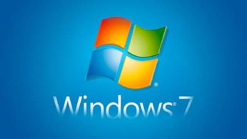 Користувачі не квапляться покидати Windows 7 – частка системи сягає 20%