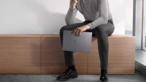 Huawei MateBook X Pro: топовий  ультрабук з унікальним розміщенням камери