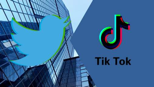 Twitter і TikTok можуть об'єднатися в один сервіс у США