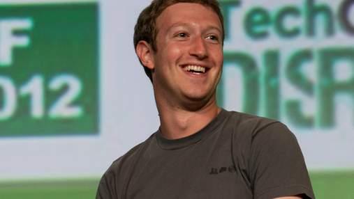 Марк Цукерберг став найуспішнішим багатієм рейтингу Forbes: що вплинуло на його статки