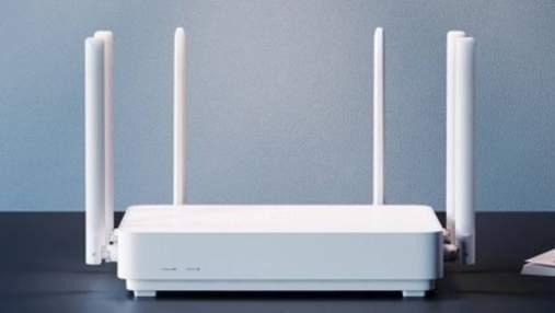 Redmi выпустил стильный роутер с поддержкой Wi-Fi 6
