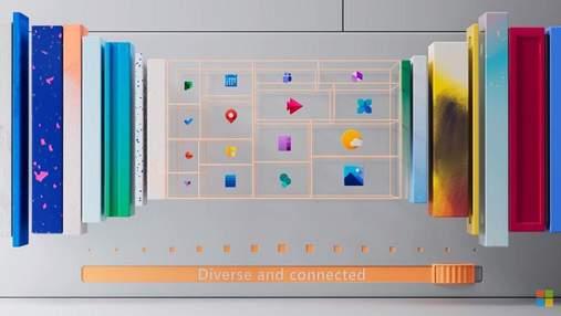 Відео дня: Microsoft присвятила яскравий ролик новим іконкам у Windows 10