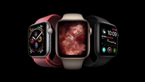Ринок розумних годинників продовжує зростати: Apple нарощує прибуток