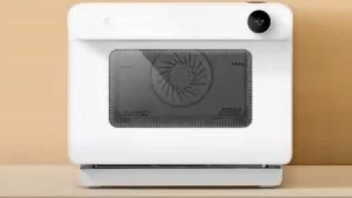 Новый девайс для кухни от Xiaomi: умная духовка