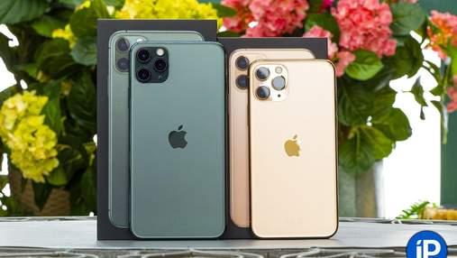 Восени Apple зніме з продажу одразу 3 iPhone