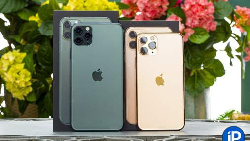 Осенью Apple снимет с продажи сразу 3 iPhone