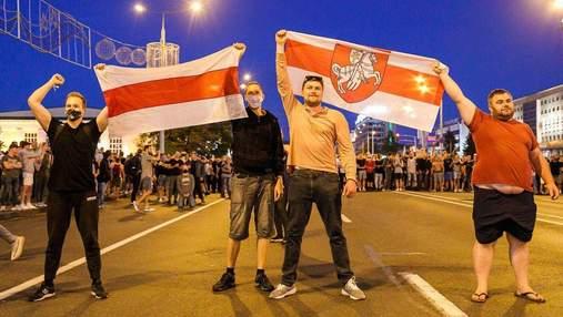 Telegram підтримав протести в Білорусі тематичним емодзі