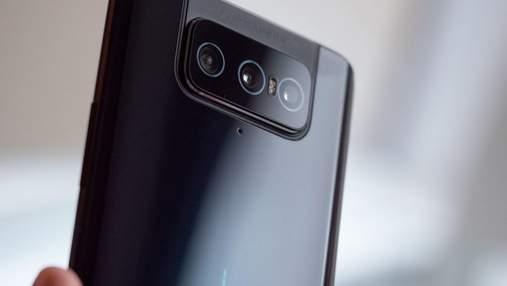 Asus представила флагманы ZenFone 7 и 7 Pro: оригинальная камера сохранилась