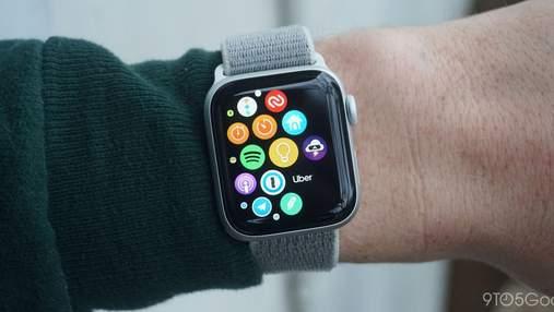 Apple Watch 6 и новый iPad засветились в документации