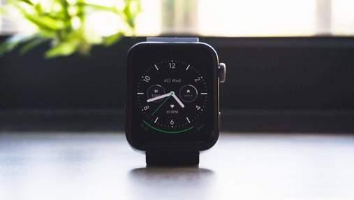 Смарт-годинник Xiaomi Mi Watch отримав нові функції