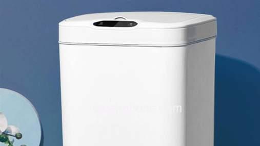 Xiaomi выпустила бюджетное смарт-ведро для мусора