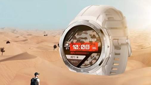 Honor випустив свій перший  захищений смарт-годинник