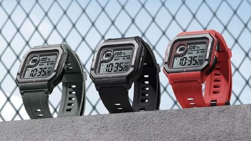 Amazfit Neo – розумний годинник в класичному дизайні