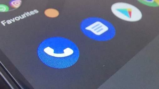 """""""Телефон"""" Google отримав нову функцію для боротьби з телефонним спамом"""