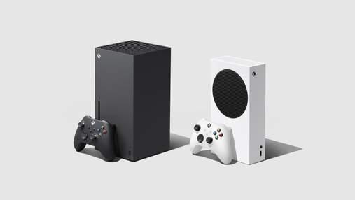 Microsoft анонсувала старт продажів Xbox Series X: відома ціна приставки
