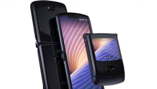 Motorola Razr 5G: обновленная лягушка с гибким дисплеем