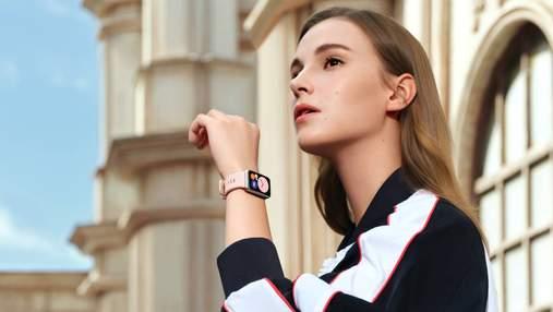 Huawei Watch Fit: новий розумний годинник, що може стати персональним тренером