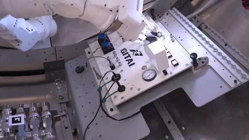 Стартап GITAI планирует запустить автономную роборуку на МКС в следующем году