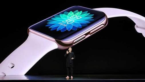 Вбивця Apple Watch: смарт-годинник Oppo Watch отримає важливу функцію