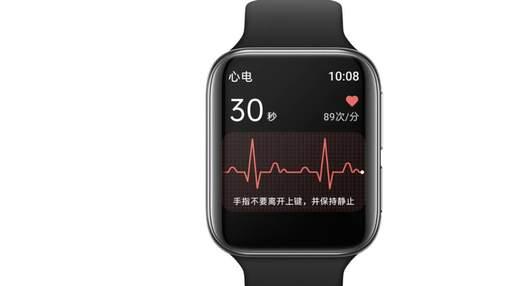 Oppo Watch ECG Edition: що цікавого отримав поліпшений смарт-годинник