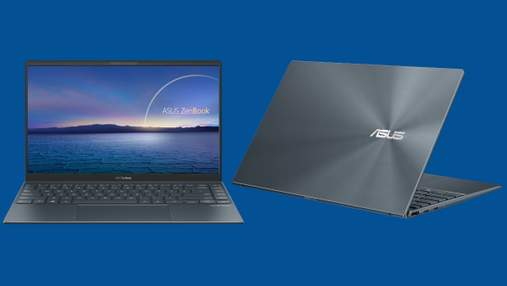 Asus представила в Україні портативний ZenBook 14 на базі процесора AMD Ryzen