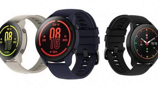 Xiaomi Mi Watch: новий розумний годинник, дешевший за 100 євро