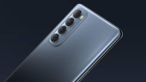OPPO представила в Україні нові смартфони серії Reno4: характеристики та ціни