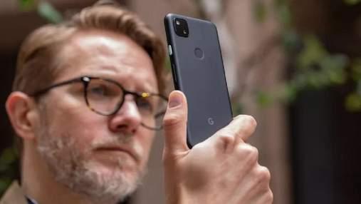Google відмовилася від функції автоматичного покращення селфі на нових Pixel