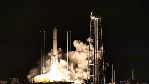 NASA запустило к МКС украинско-американскую ракету Antares: подробности
