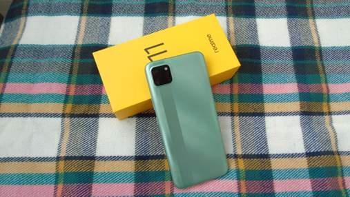 Стильний Realme C11: що може запропонувати ультрабюджетний смартфон