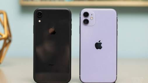 iPhone 11 – самый популярный смартфон на рынке, конкуренты далеко позади