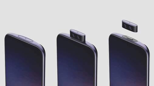 Vivo розробляє унікальний смартфон із змінною камерою: як працює технологія