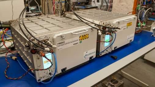 На МКС появился первый космический холодильник