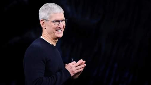 Ходи пішки та спи багато: ці та інші секрети успіху глави Apple Тіма Кука