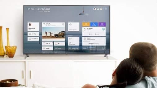 """LG заблокує функції Smart TV на """"сірих"""" телевізорах"""