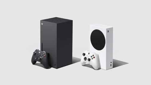 Microsoft представила стартову лінійку ігор для Xbox Series X / S
