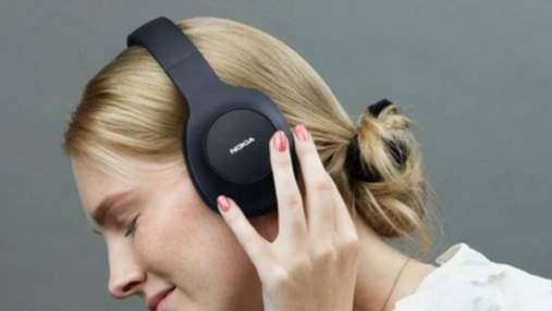 Nokia випустила TWS-навушники, що працюють 40 годин на одному заряді