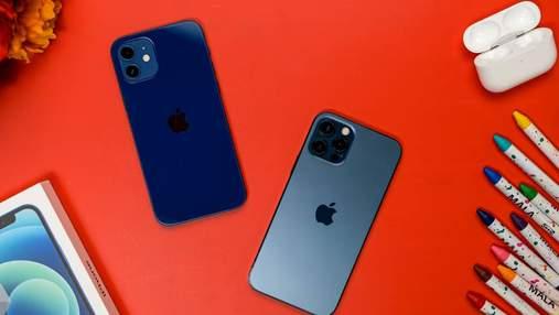 iPhone 13: з'явились перші дані про майбутню новинку Apple