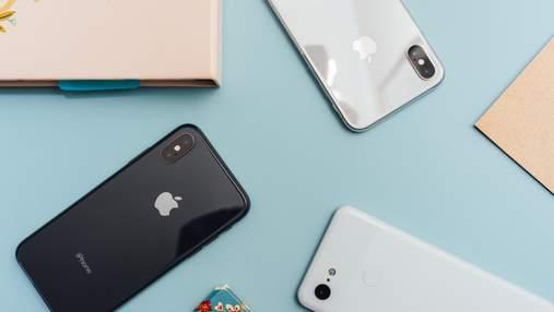 Продажі iPhone різко впали, – звіт Apple