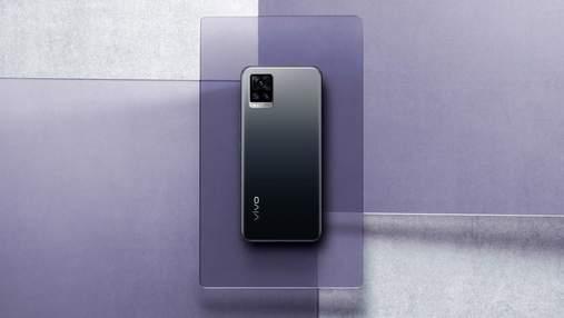 vivo V20 з унікальною селфі-камерою: характеристики і ціна смартфона в Україні